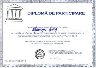 Diploma 2012